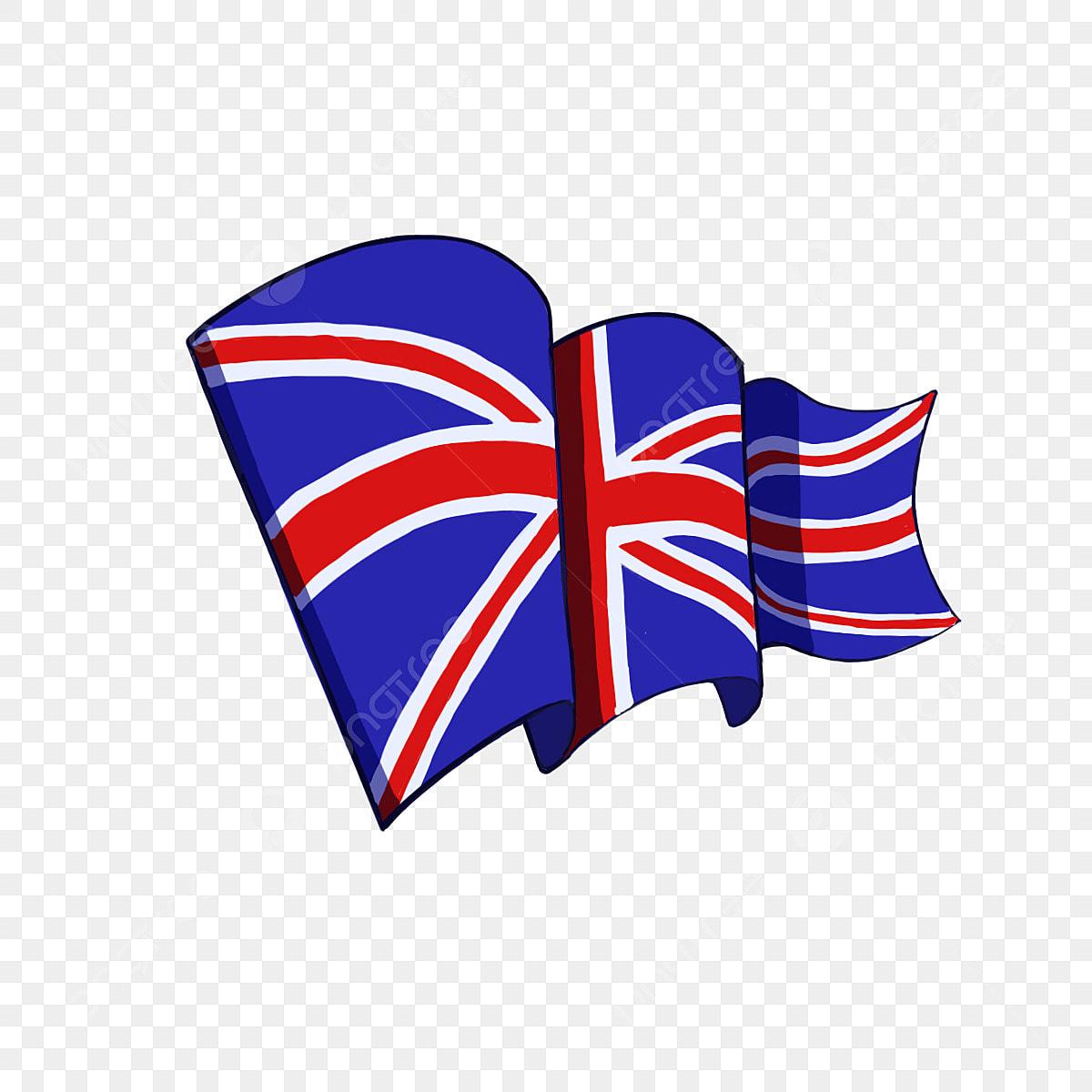 Gambar British Bendera Berkibar Bendera Berkibar Unsur Unsur Mengibarkan Bendera Hari Kebangsaan Bendera Kebangsaan Png Dan Psd Untuk Muat Turun Percuma