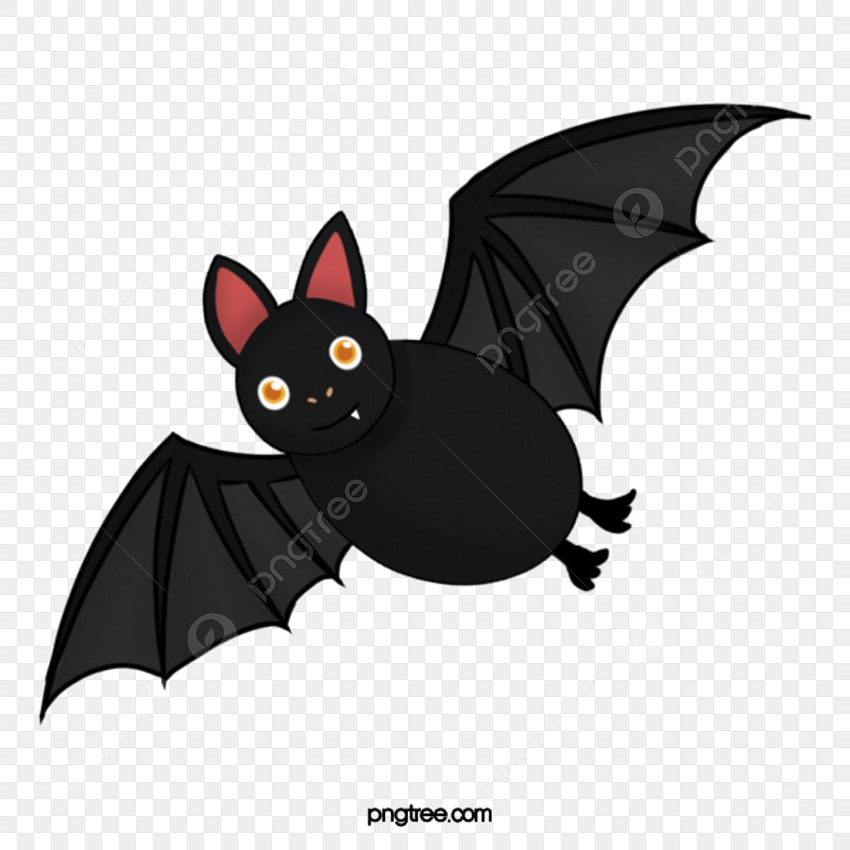Chauve Souris Noire Chauve Souris Clipart Animal Dessin Anime Image Png Pour Le Telechargement Libre