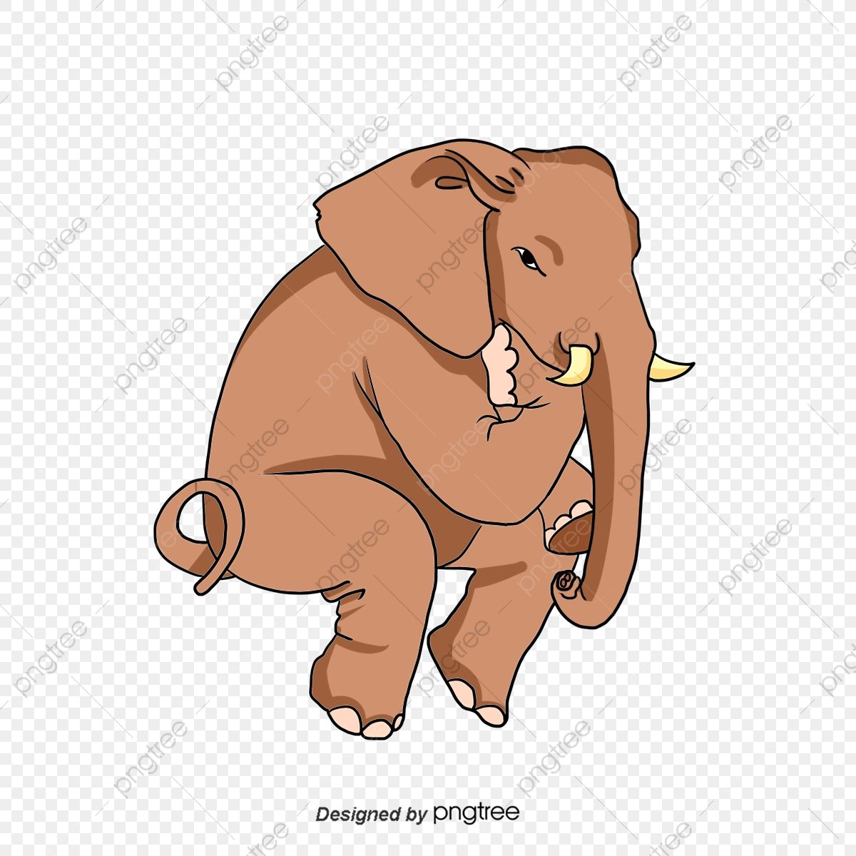 The Thinking Elephant Clipart Clip Art Cartoon Sitting Posture Png Transparent Clipart Image And Psd File For Free Download Valentine's day marriage love, love border , heart illustrations png clipart. https pngtree com freepng the thinking elephant clipart 4153166 html
