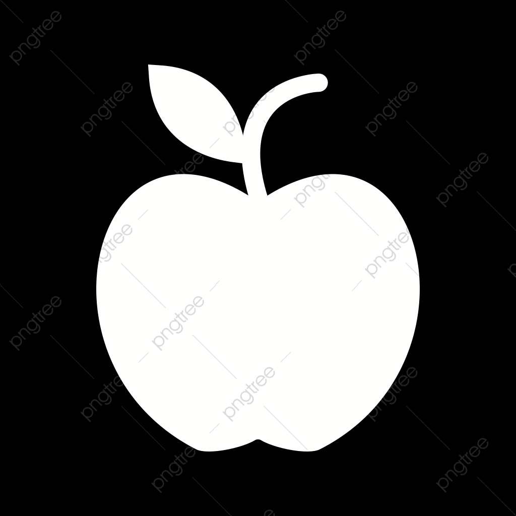 Vector Apple Icon Apple Eat Food Png And Vector With