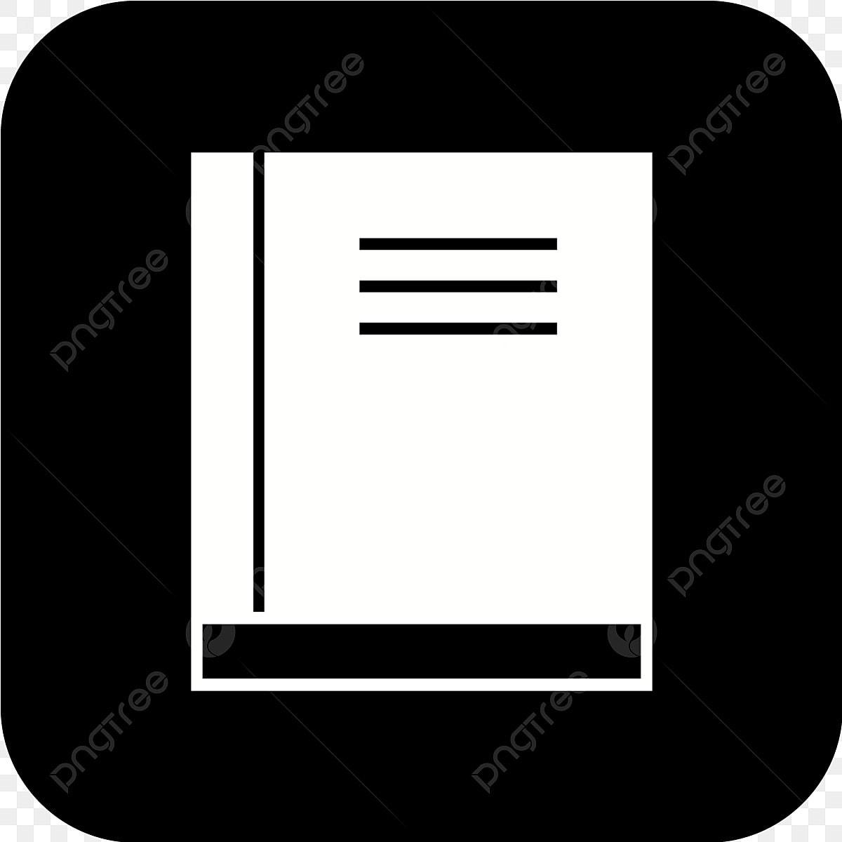 Vector Livre Icone Livre Cercle Conception Png Et Vecteur