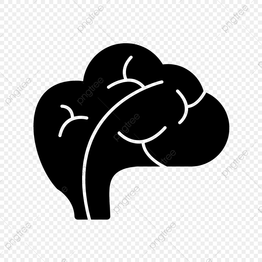 Vector Brain Icon, Brain, Creative, Idea PNG and Vector with