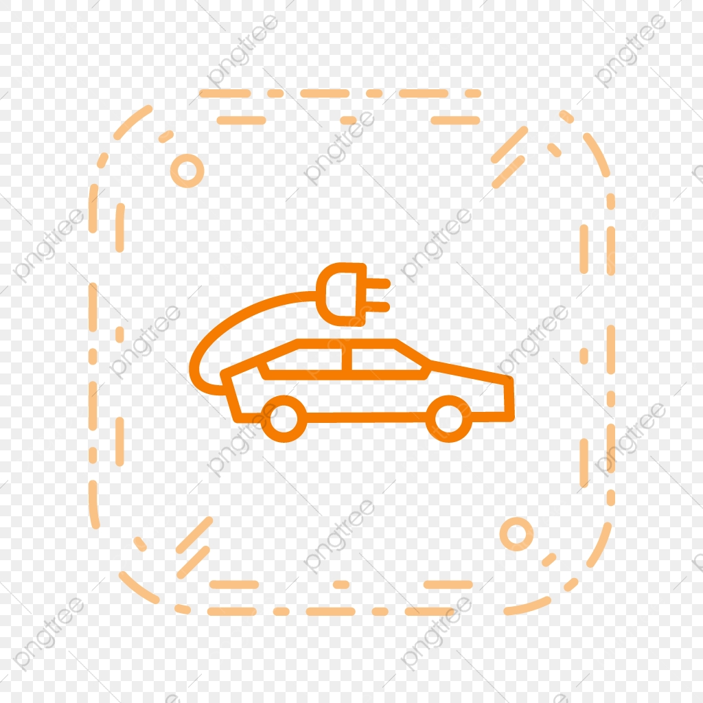 Vector Electric Car Icon Car Eco Electric Png And Vector With