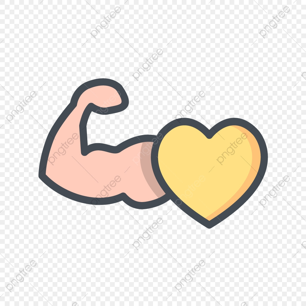 Vector Healthy Heart Icon, Healthy, Heart, Fitness PNG and