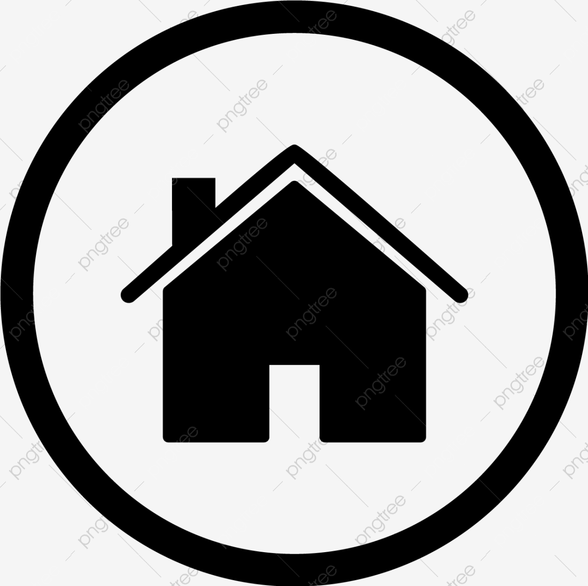 Vector House Icon Apartment Home House Png And Vector With Transparent Background For Free Download