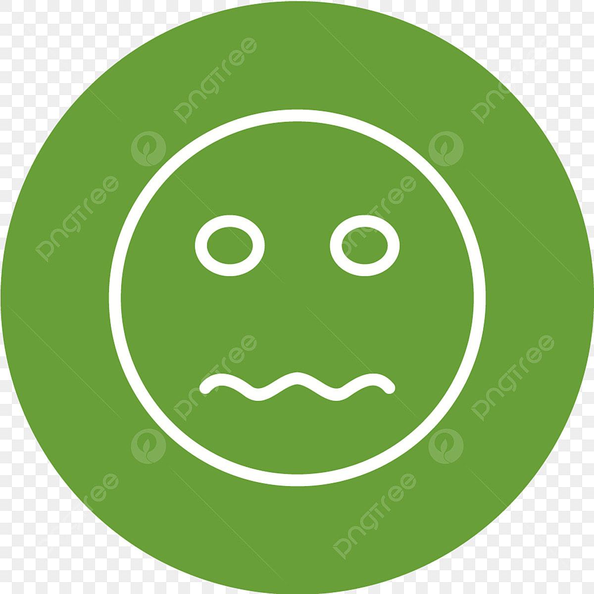 Vector Nervous Emoji Icon, Nervous, Emoji, Emoticon PNG and Vector