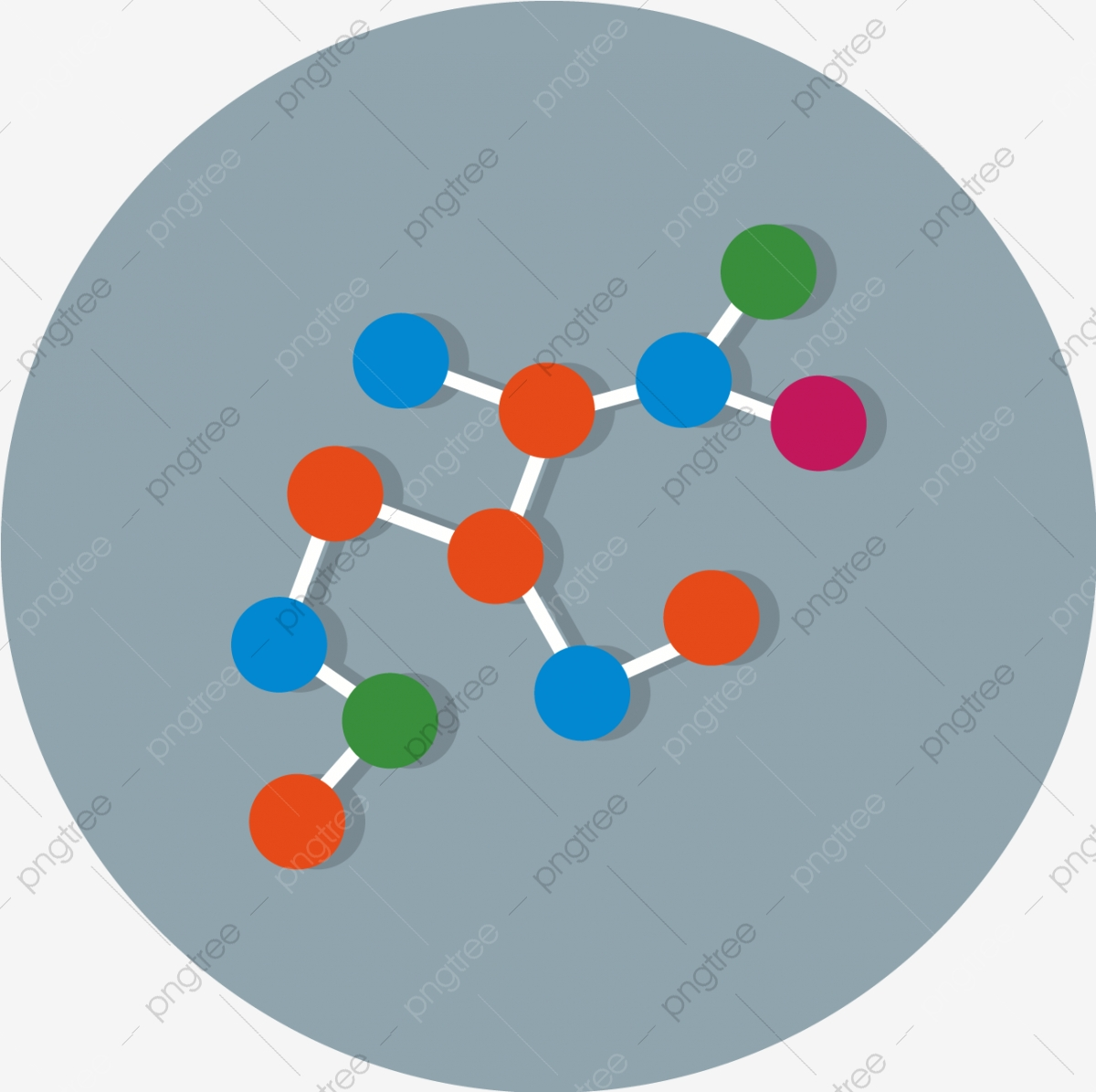 vector structure icon structure icons molecular atoms png and vector with transparent background for free download https pngtree com freepng vector structure icon 4144221 html