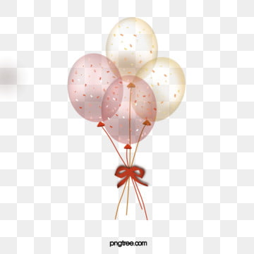 balloon of party color crumbs texture, Color Chip, Balloon, Party PNG and PSD