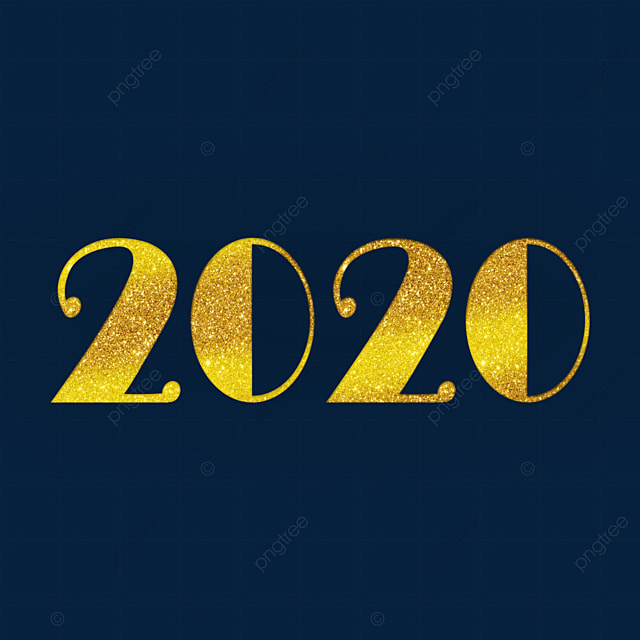 Happy New Year Clipart 2020 55