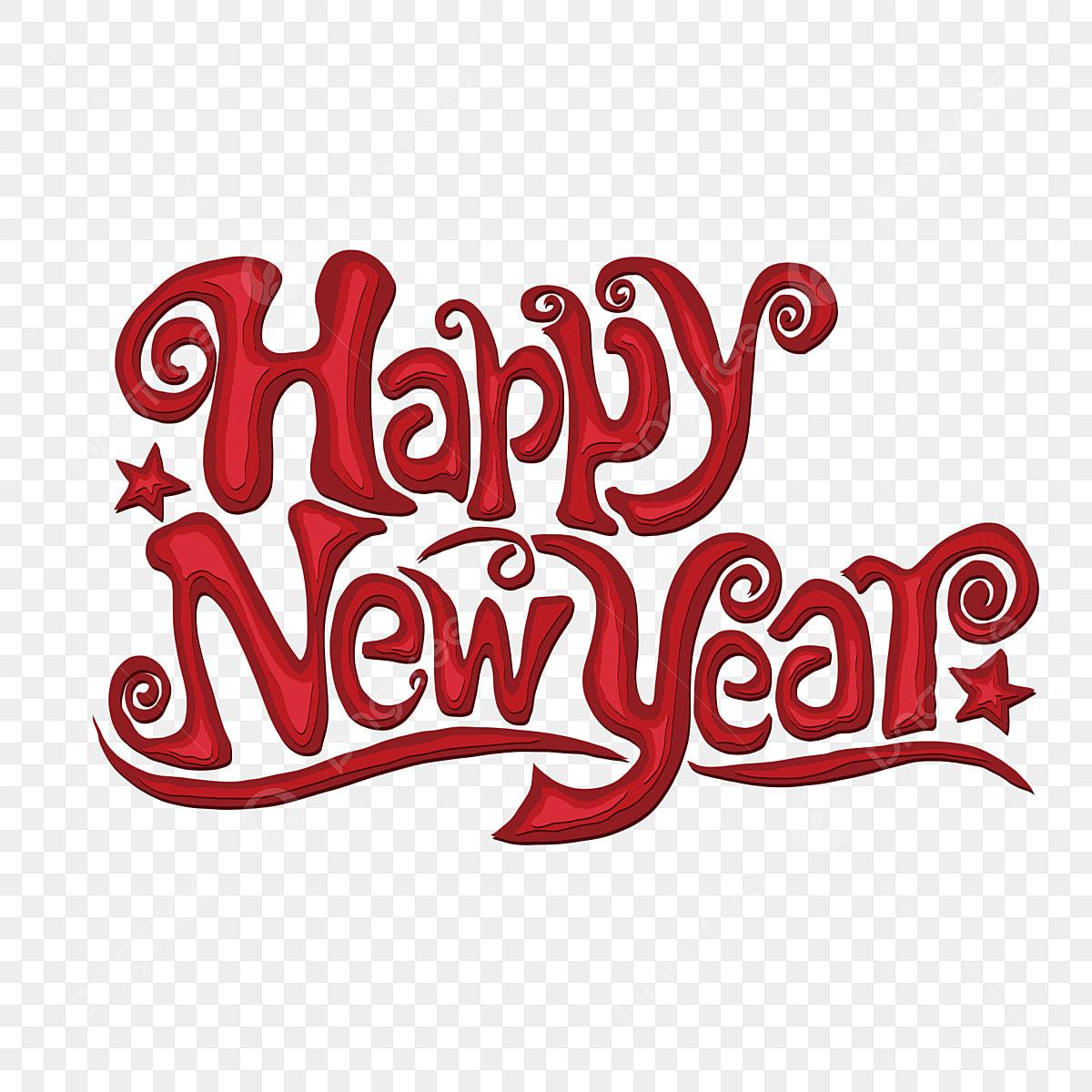 2015 Happy New Year فن الخط باللغة الإنجليزية Happy New Year Cdr White 2015 سنة جديدة سعيدة الخط 2015 Png وملف Psd للتحميل مجانا