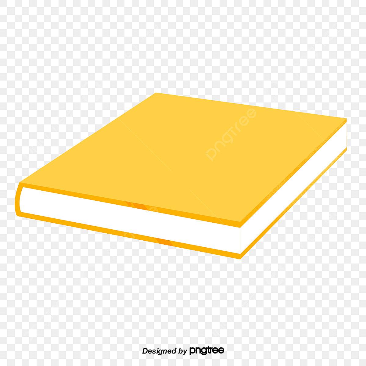 Un Livre Jaune Livre Bibliotheque Apprendre Fichier Png