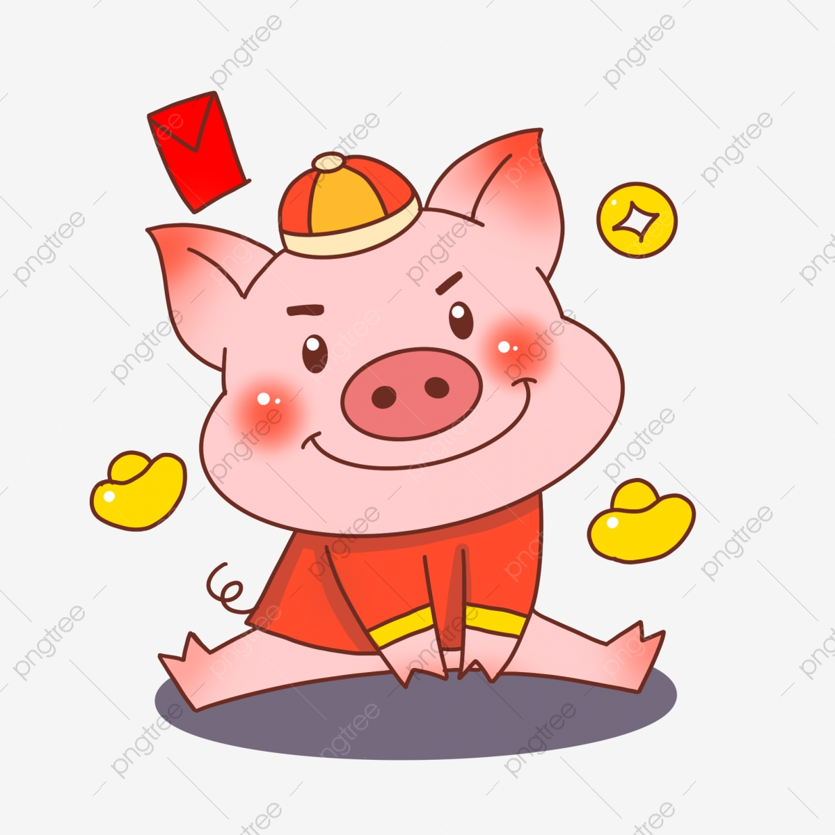 Animated Pig Cliparts - Cliparts Zone