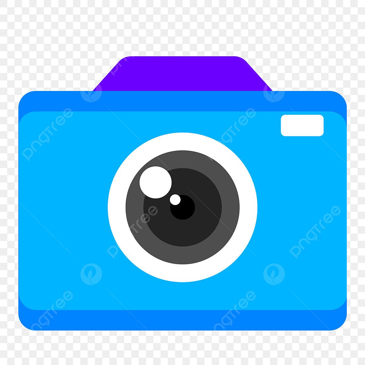 Camera De Desenho Animado Azul Icone Da Camera Icones Dos Desenhos Animados Icones Azuis Imagem Png E Psd Para Download Gratuito