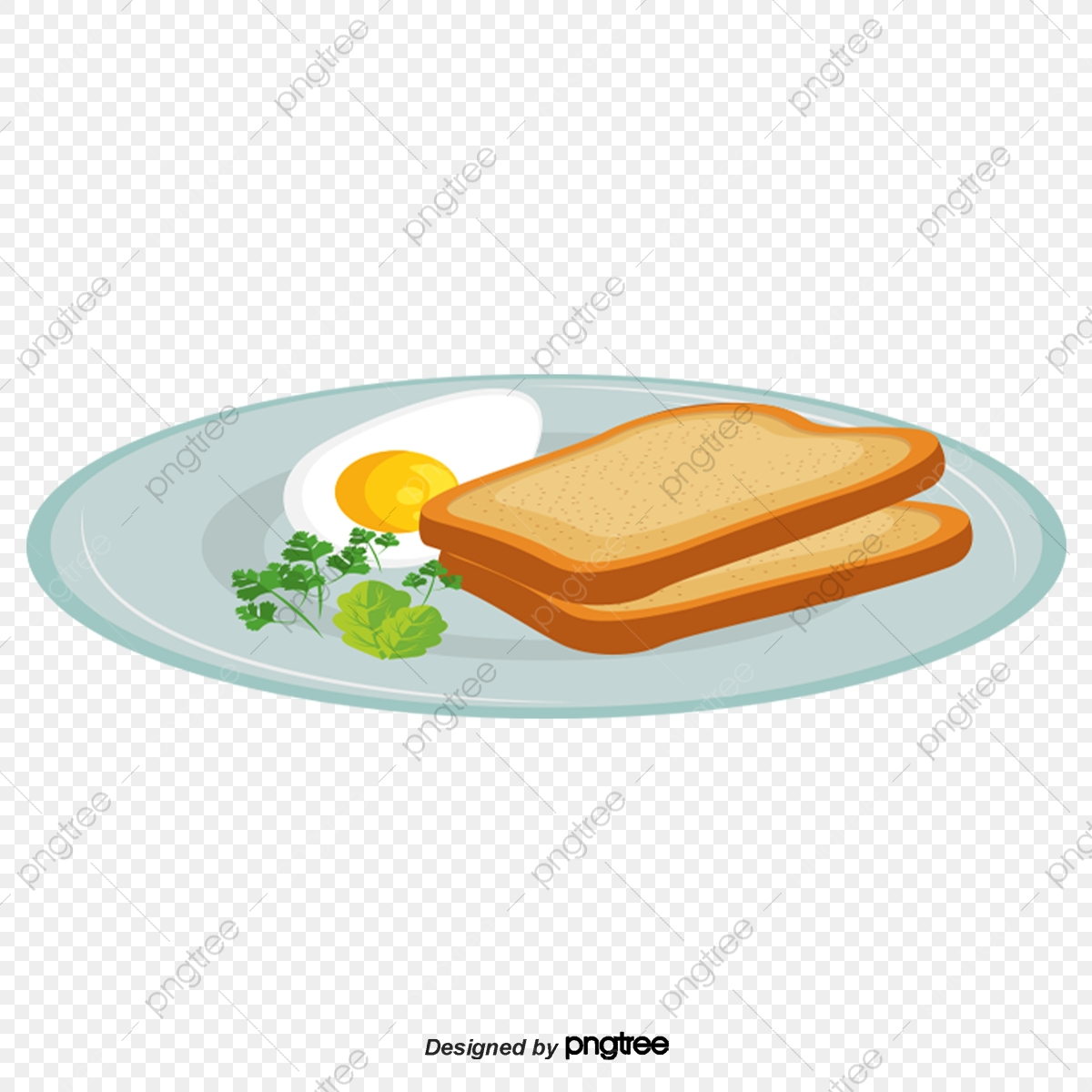Breakfast Plate Png Images Vector And Psd Files Free Download On Pngtree