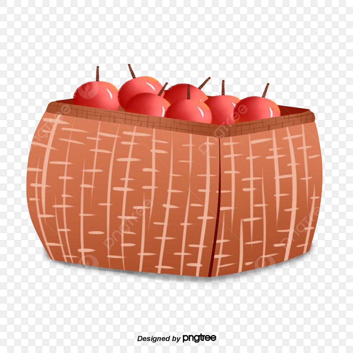Màu Nâu đỏ Trong đầy Trái Cây Trái Cây Màu Nâu Cherry