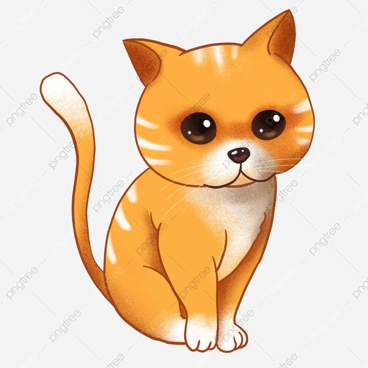Cartoon Cat Png Vector Psd And Clipart With Transparent Background For Free Download Pngtree