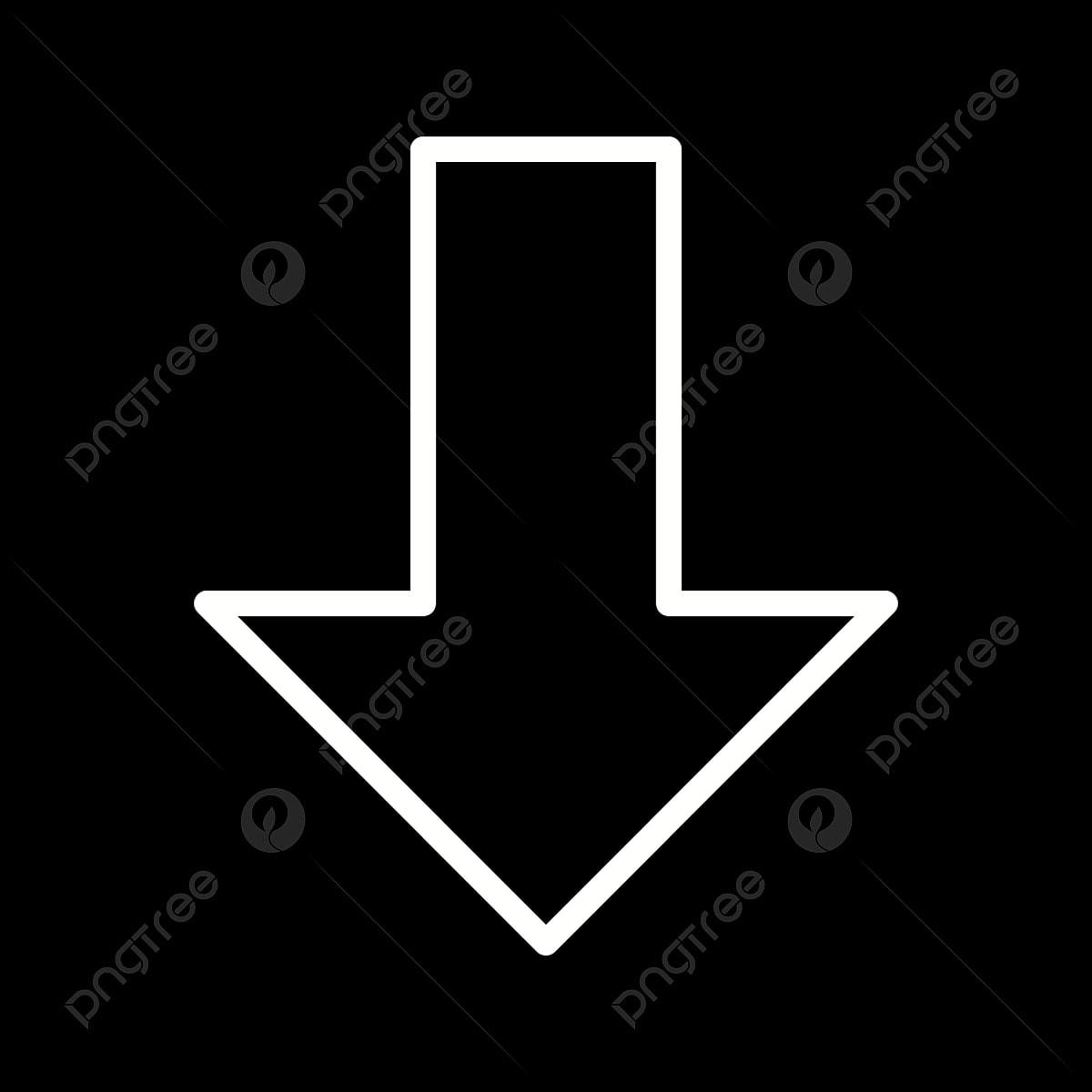 Baixar Vector ícone Seta ícone Da Seta Fundo Png E Vetor