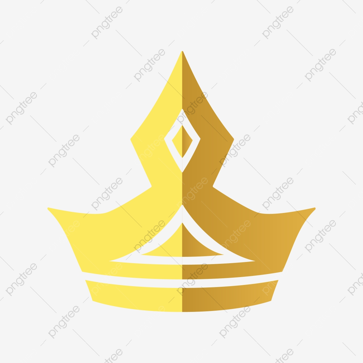 Elegante Goldene Krone Clipart Clipart Krone Elegante Png