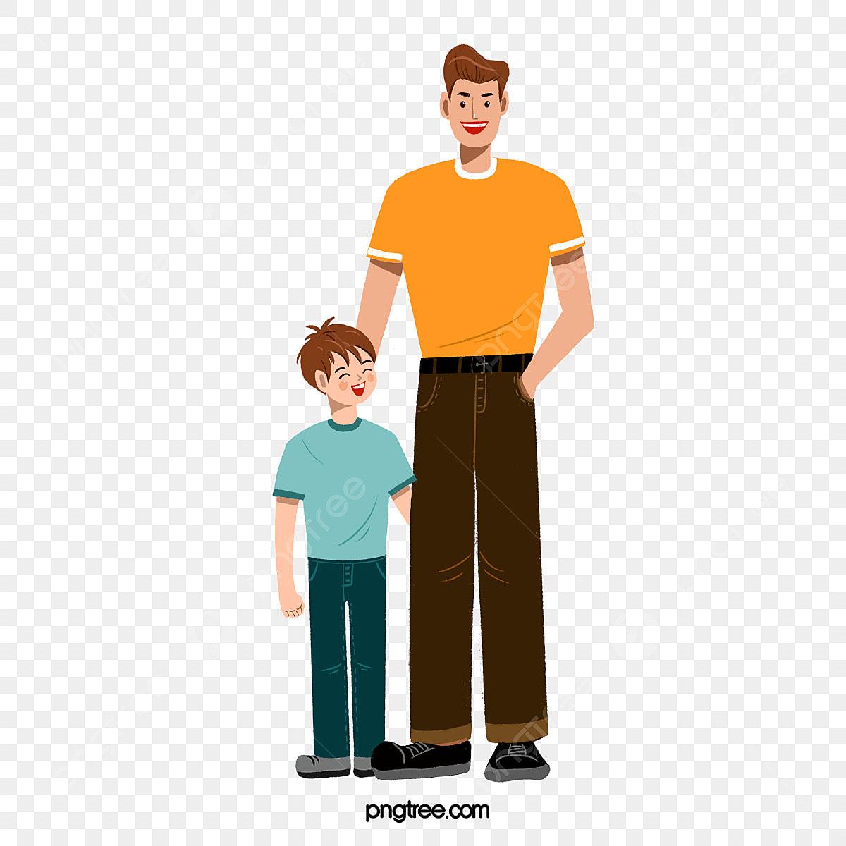 картинки папа и сын рисунки охраняемые территории