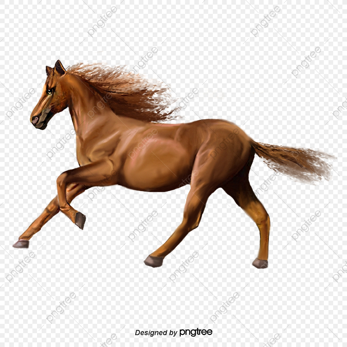 Horses Running Png Vector Psd And Clipart With Transparent Background For Free Download Pngtree