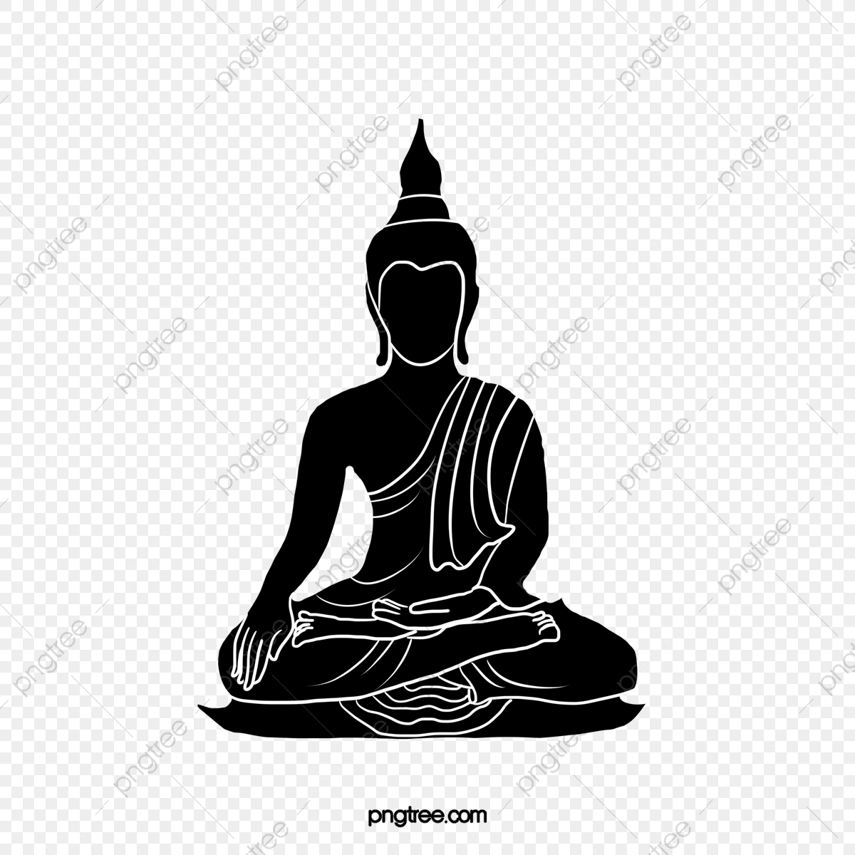 Buddha Png Vector Psd And Clipart With Transparent Background