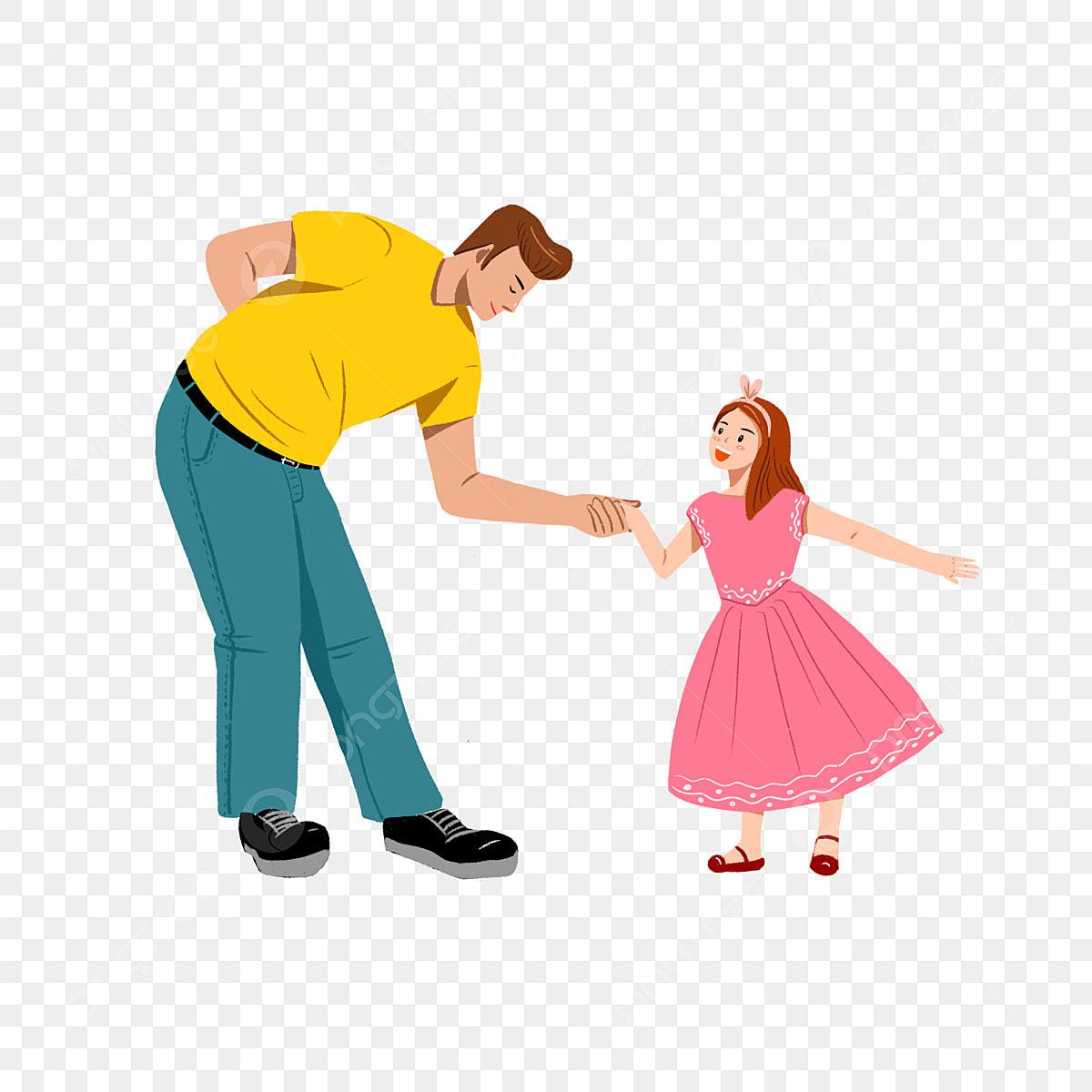 картинка танец с папой что давайте сегодня