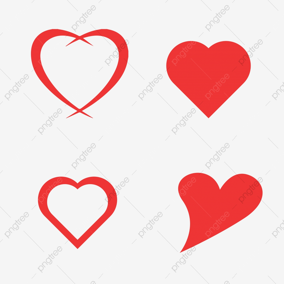 Amour Amour Vecteur Modèle Amour Amour Modèle Télécharger