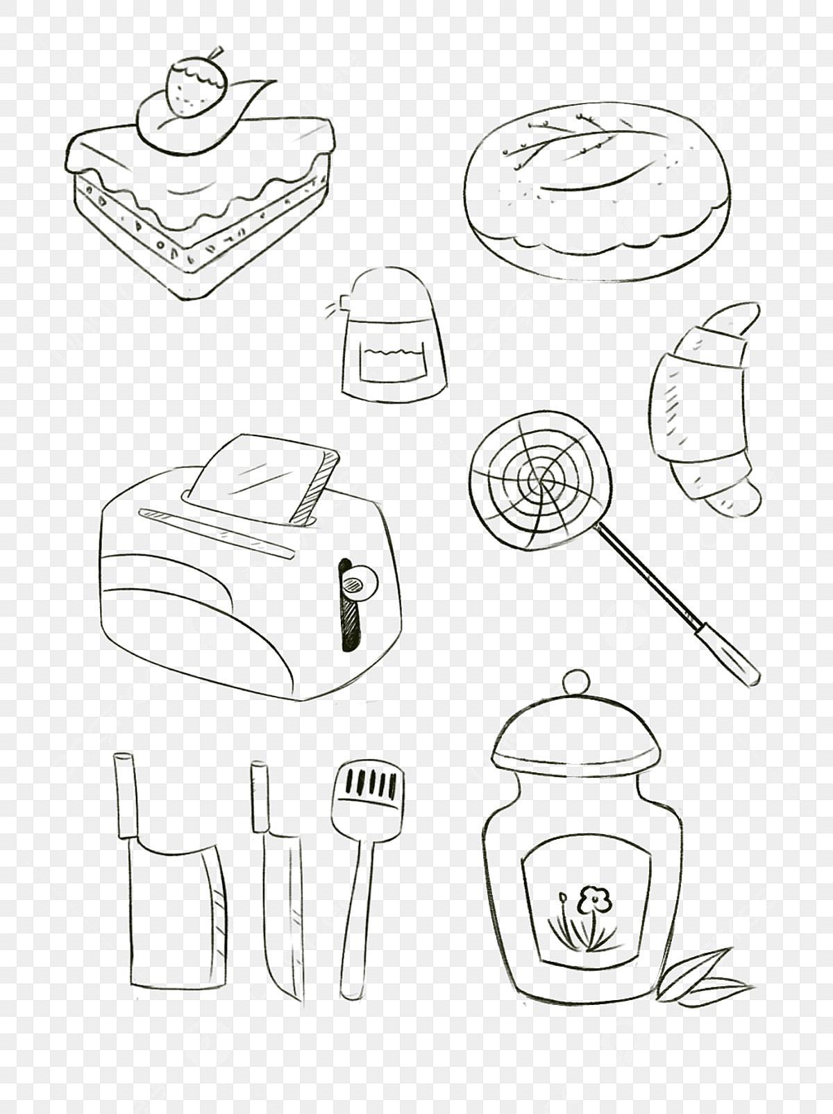 Untuk Makanan Ruang Makan Dapur Lukisan