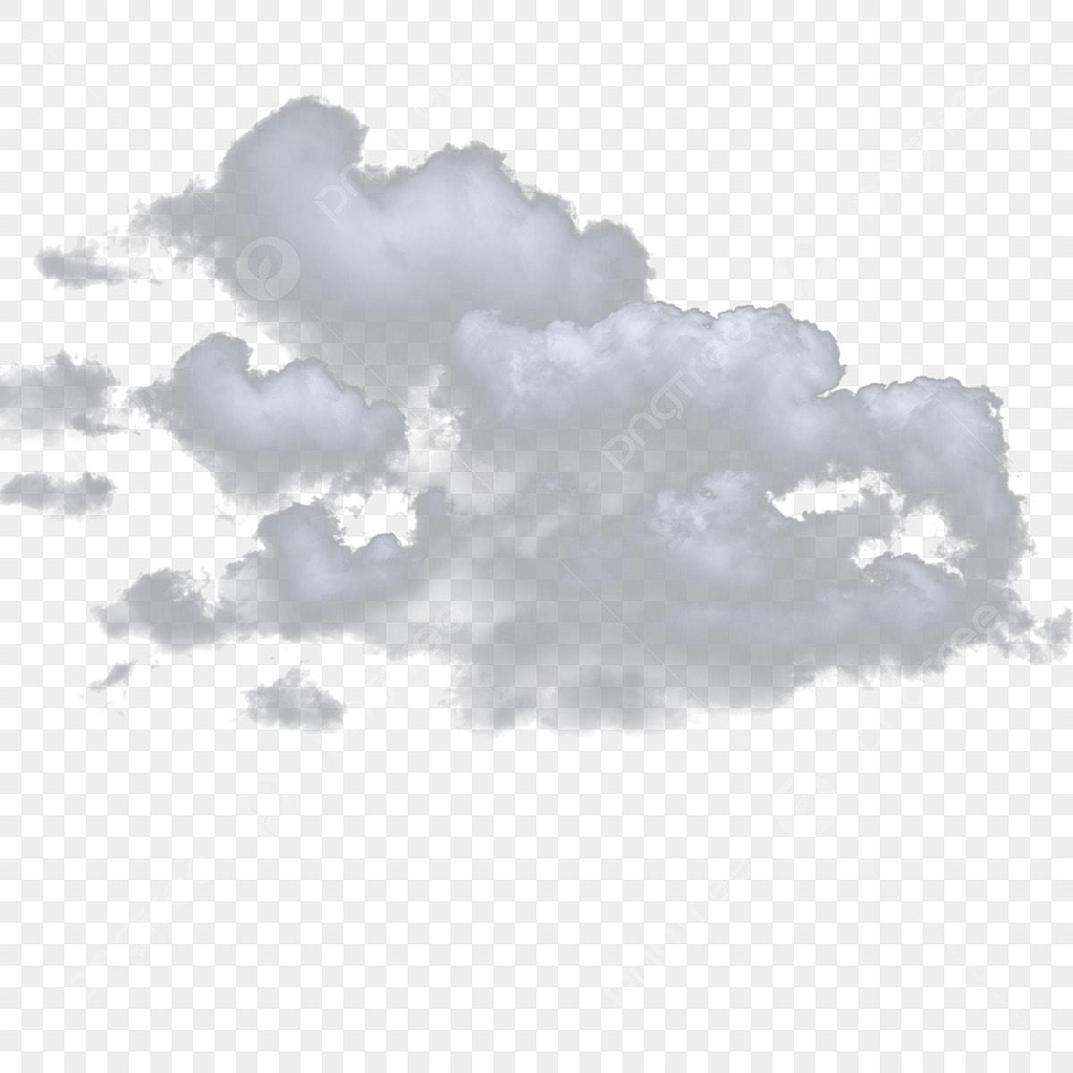 غيوم ممطرة صغيرة خلفية شفافة بابوا نيو غينيا سحابة بيضاء غيم