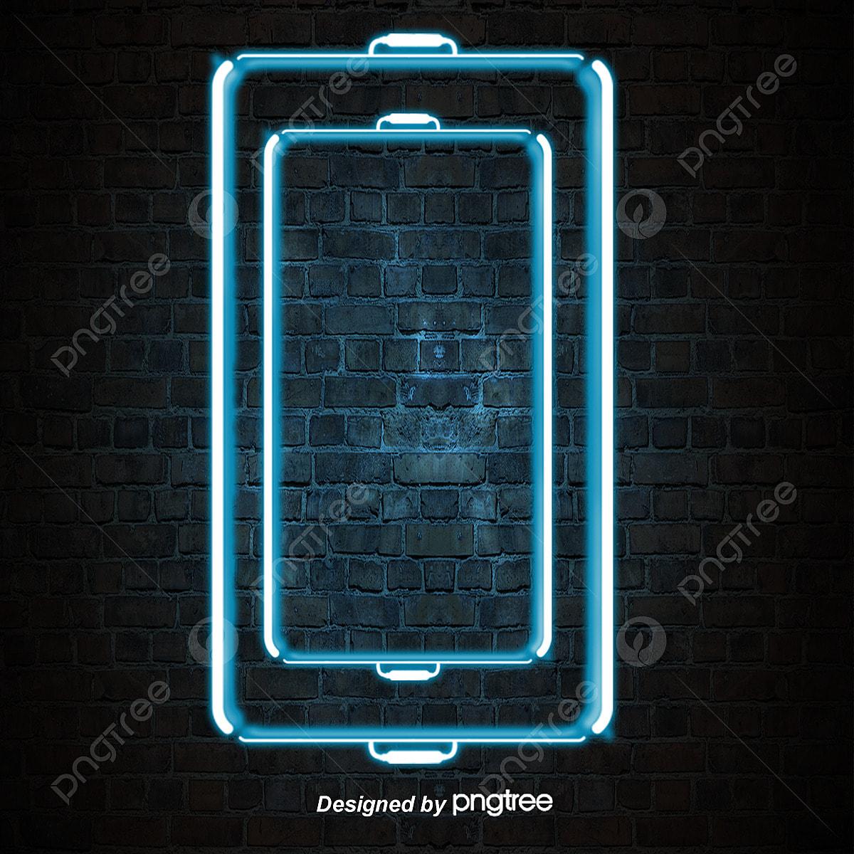 gambar lampu neon png vektor psd dan clipart dengan latar belakang transparan untuk download gratis pngtree https id pngtree com freepng special effect decoration of neon light with blue border 4201519 html