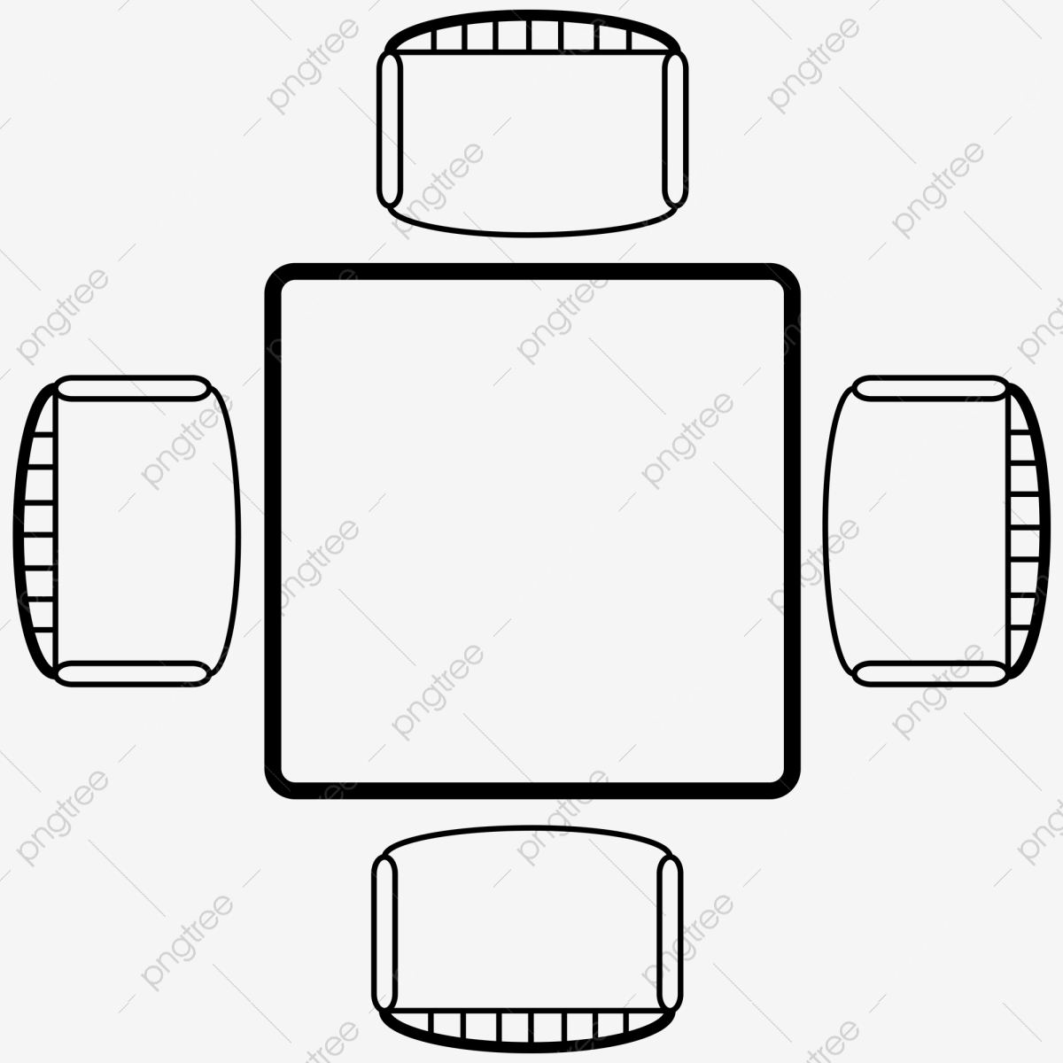 Table And Chair Plan, Table And Chair, Schematic, Table And Chair ...
