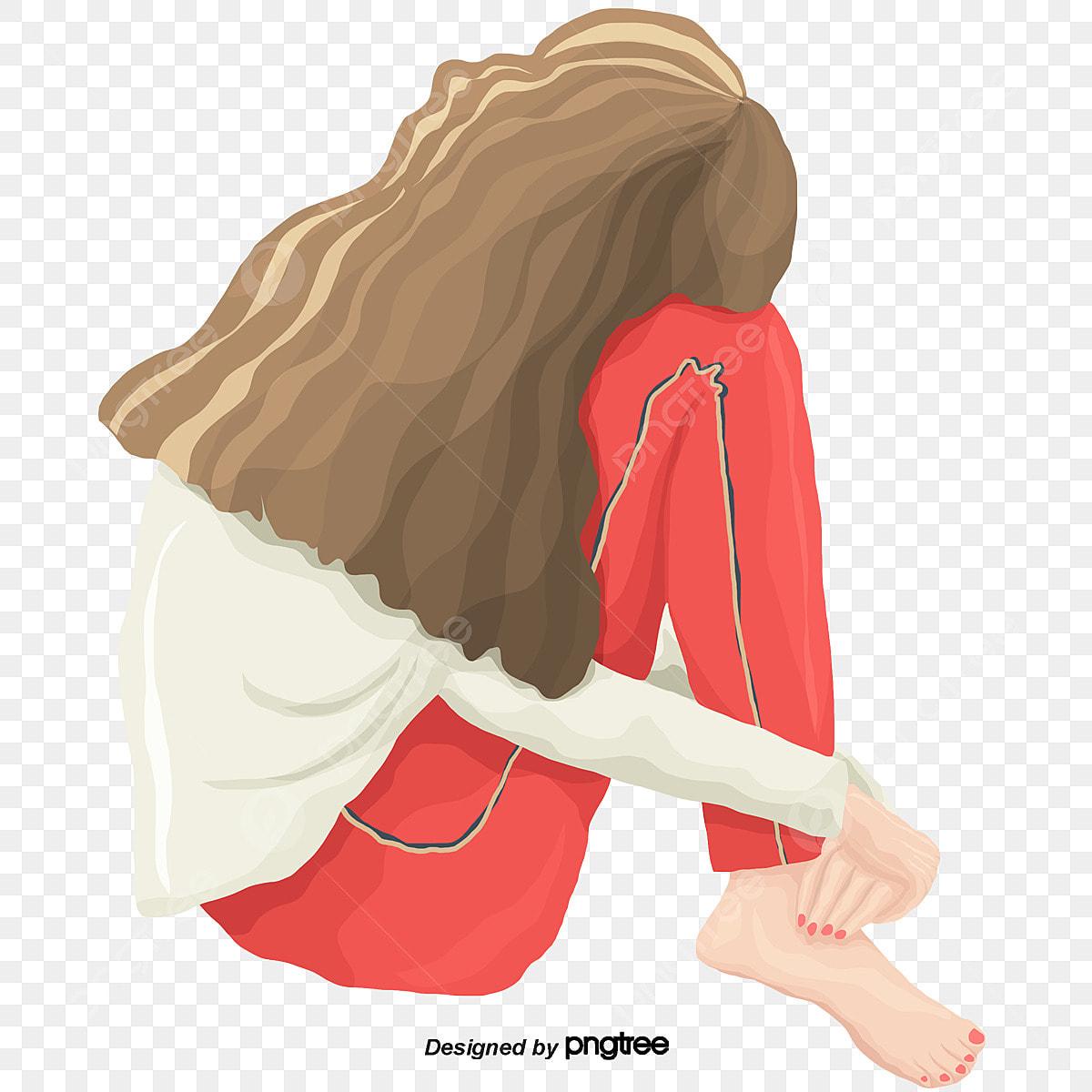 Gambar Gadis Kecil Yg Beredar Menangis Putus Menangis Mabuk Cinta Png Dan Psd Untuk Muat Turun Percuma