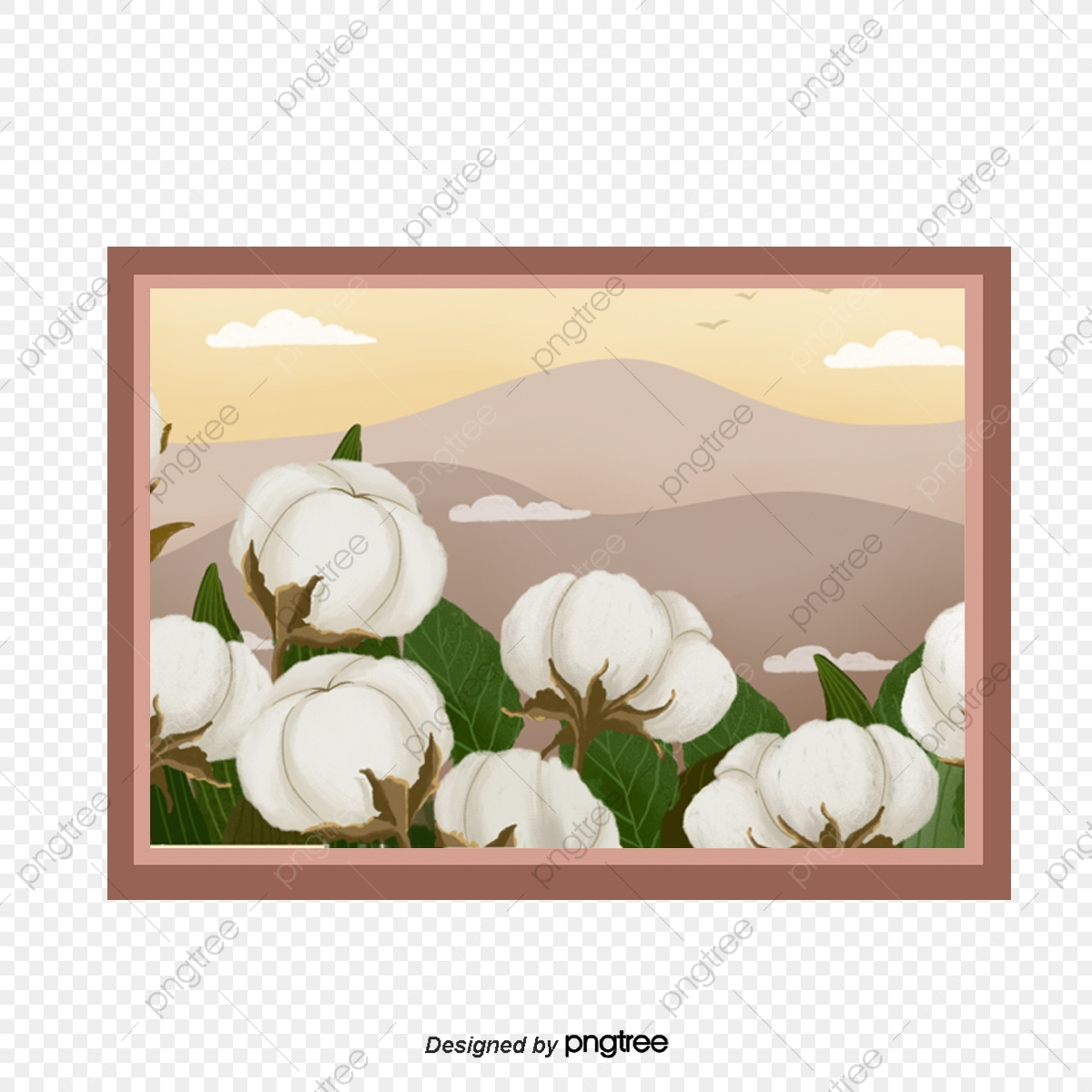 Les Fleurs Blanches Les Montagnes Les Nuages Les Murs Nuage