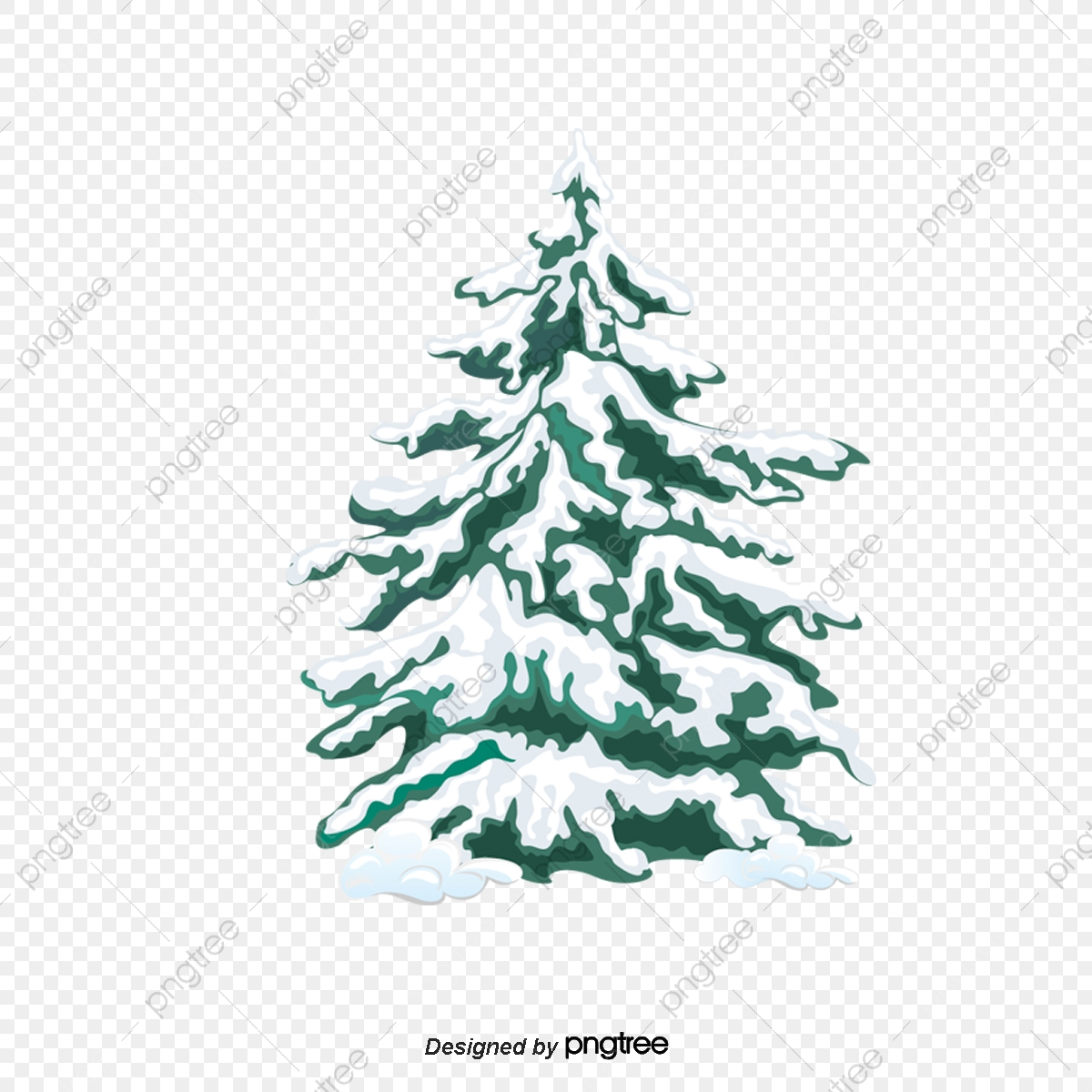 White Christmas Tree Png Transparent.Winter Trees Cedar Trees Element Winter Christmas Tree
