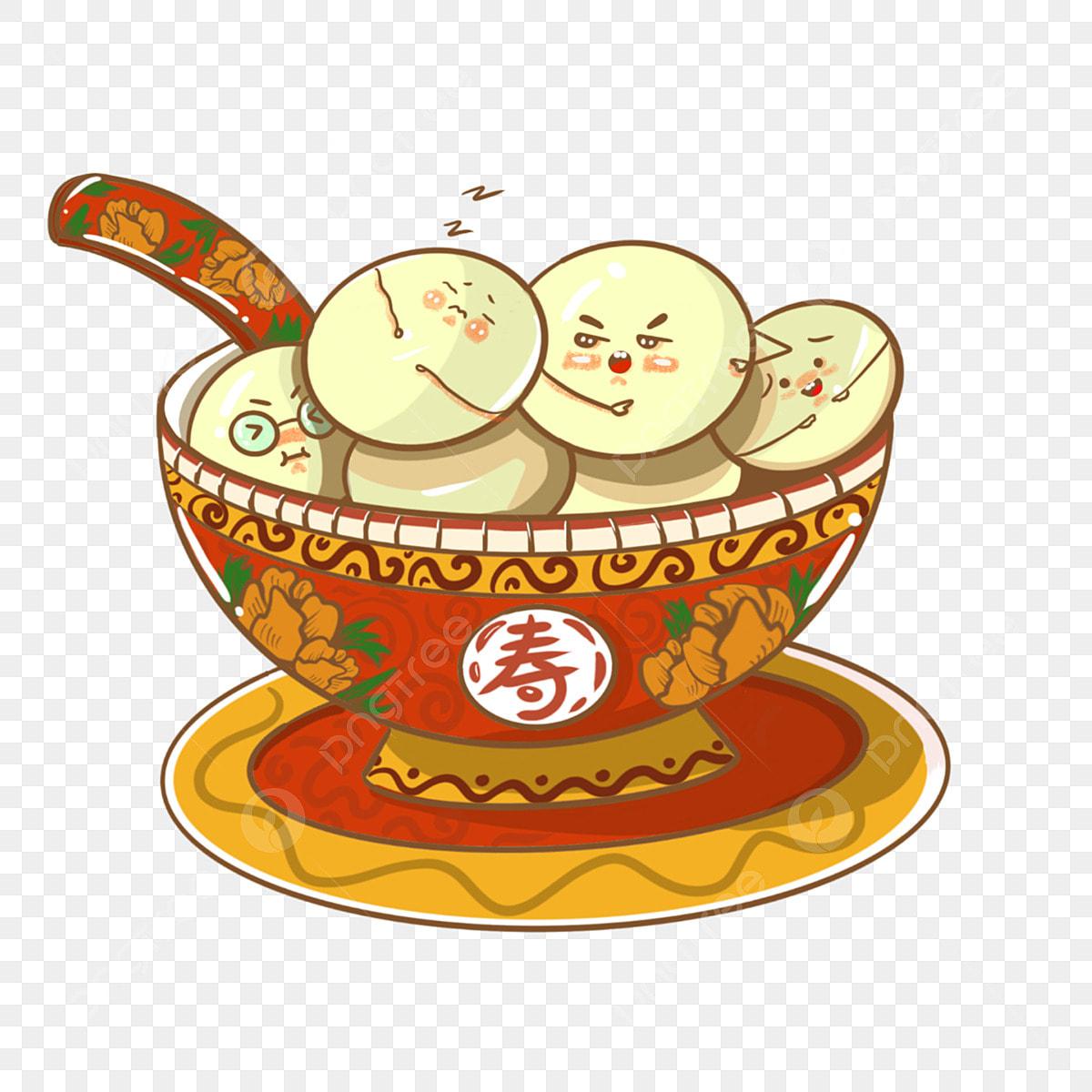 Gambar China Makanan Makanan Tangan Kartun Tangan Gambar Png Dan Psd Untuk Muat Turun Percuma