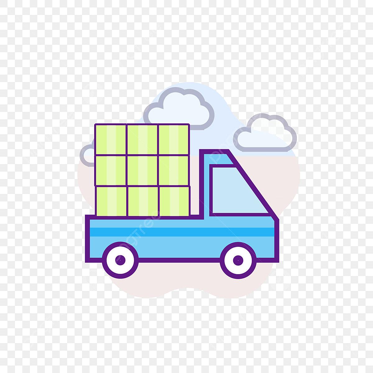 Gambar Ikon Logistik Paket Kotak Mobil Ai Elemen Vektor Mobil Mengekspresikan Geometri Png Dan Vektor Dengan Latar Belakang Transparan Untuk Unduh Gratis