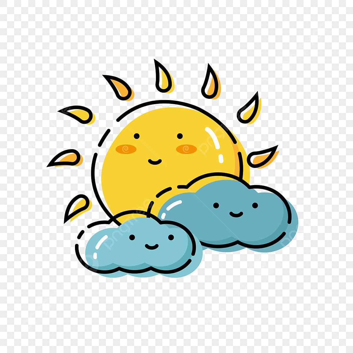 gambar matahari awan kartun mbe matahari kartun kegunaan png dan vektor untuk muat turun percuma https ms pngtree com freepng mbe style cute cartoon sun smiley vector elements available for commercial use 4380780 html