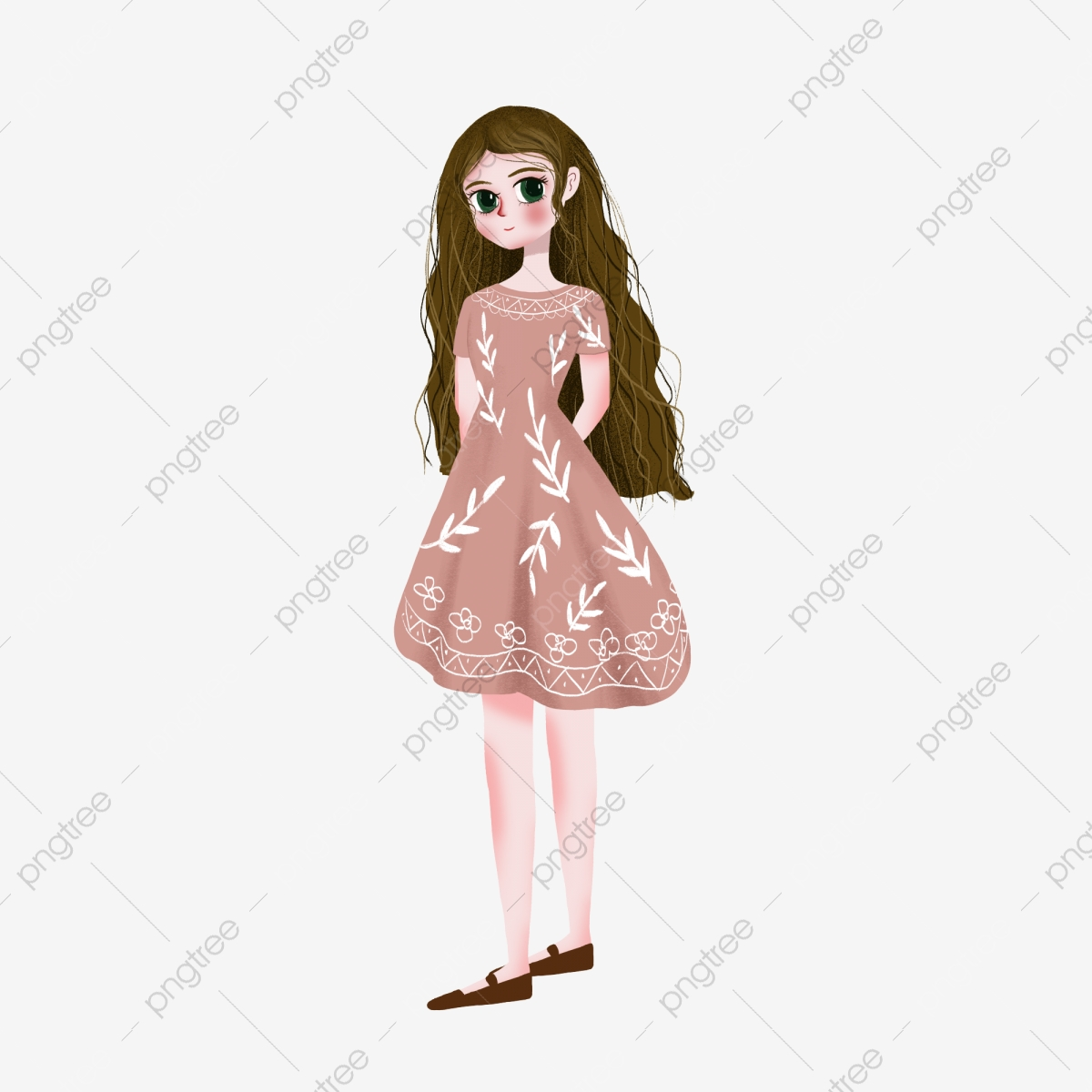 Korean Girl Png Images Vector And Psd Files Free Download On