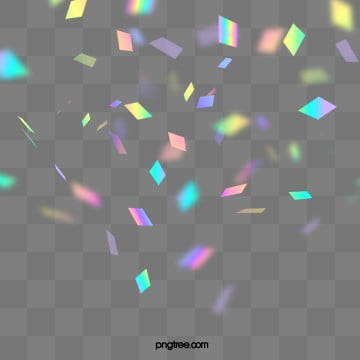 holographic  textured rhombus irregular colored elements, Color, Texture, Color Chip PNG and PSD