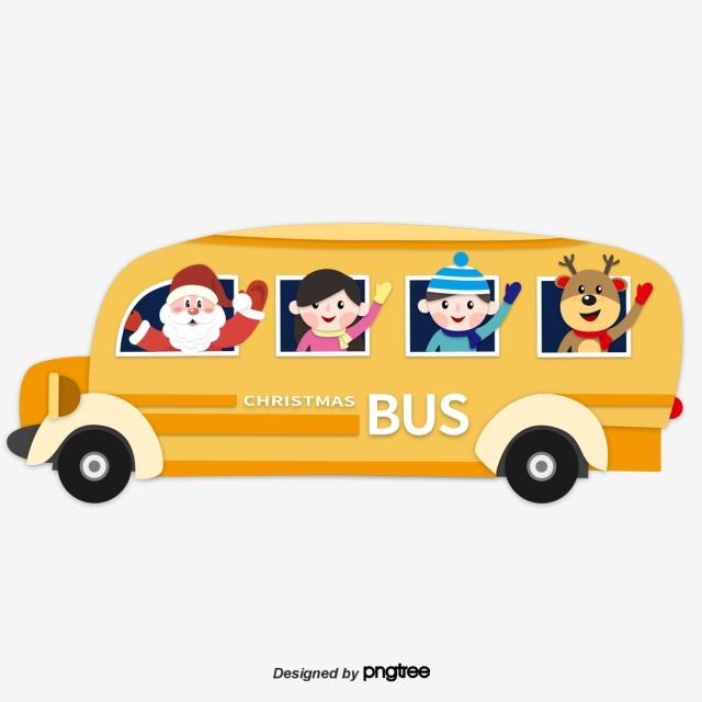 Bus de noel
