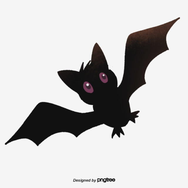 Une Chauve Souris Noire Chauve Souris Clipart Halloween Festival De Qingming Fichier Png Et Psd Pour Le Telechargement Libre