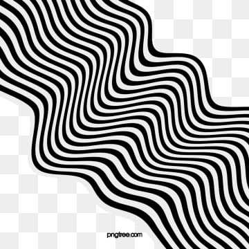 abstract illusion wave ripple lines, Wave, Ripple, Curve PNG and PSD