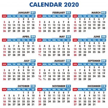 Euro 2020 Calendrier.2020 Png Images Vector And Psd Files Free Download On