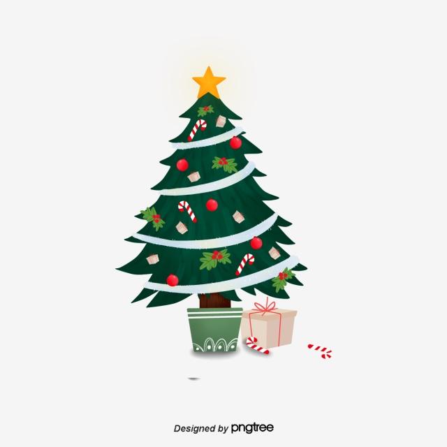 árbol De Navidad Regalo Navidad Christmas Christmas Tree