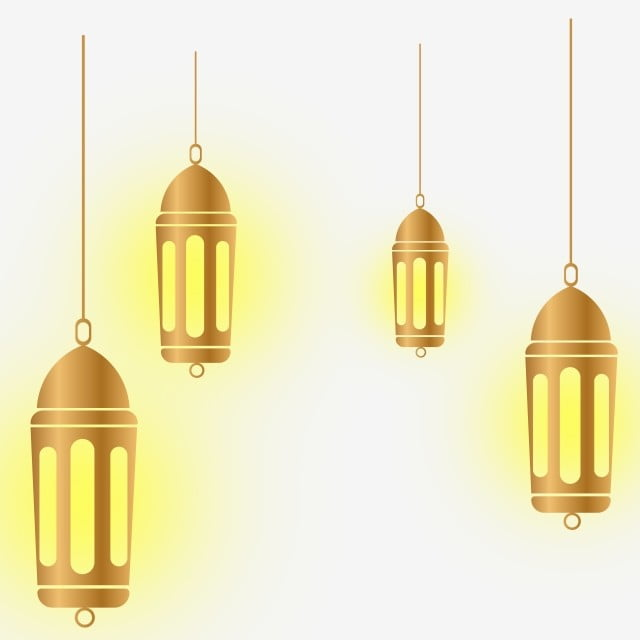 islam ramadan gold lamp or lantern with light ramadan ramadhan idul fitri png transparent clipart image and psd file for free download islam ramadan gold lamp or lantern with