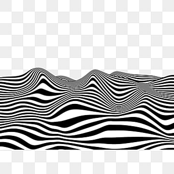 3d optical illusion, 3d, Ups And Downs, Ripple PNG and PSD