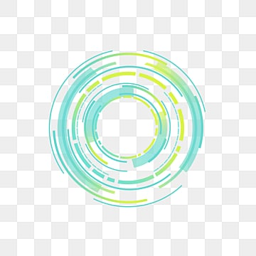 abstract sci fi big data circle, Big Data, Circle, Video PNG and PSD