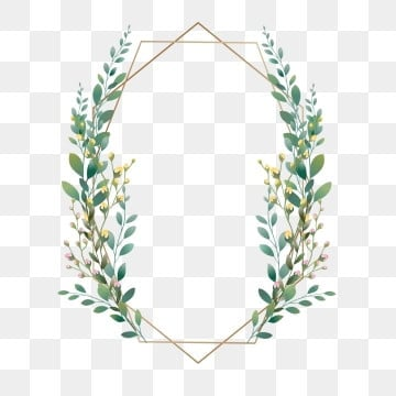 Leaf Frame PNG Images | Vector and PSD Files | Free Download