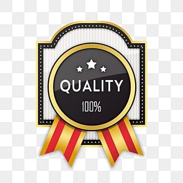 cartoon golden badge decorative sticker, Sticker, Texture, Cartoon PNG and PSD