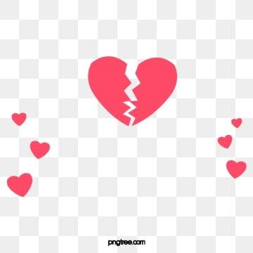 Coeur Brisé Png Vecteurs Psd Et Icônes Pour Téléchargement